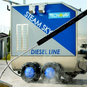 Dizel Yakıtlı Buhar Makinaları