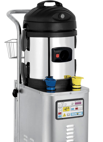endüstriyel buhar makinası